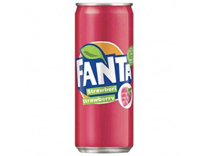 Fanta Strawberry 320ml MAY