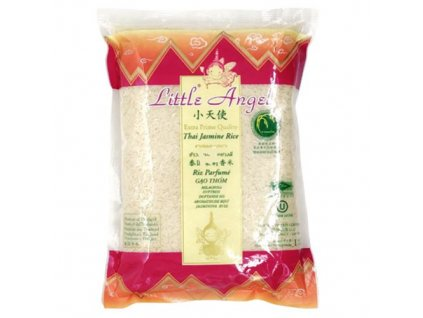 Little Angel Thajská Jasmine Rice 4kg THA