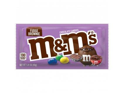 M M Fudge Brownie 40g USA