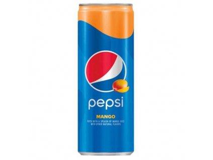 Pepsi Mango 355ml USA