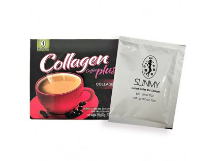 Slinmy Collagen Coffee Plus 1ks 20g USA