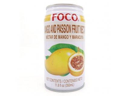 Foco Mango a Marakuja, 350ml - PEPIS.SHOP