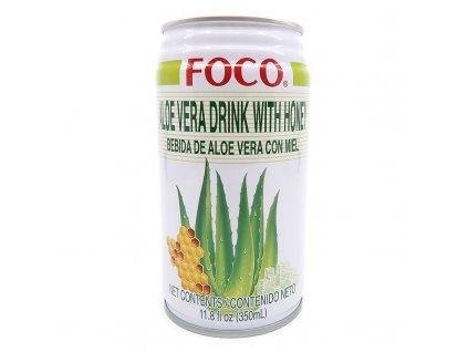 Foco Aloe Vera s medem, 350ml - PEPIS.SHOP
