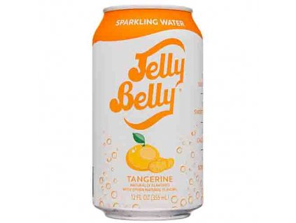 Jelly Belly Sparkling Water Tangerine 355ml USA