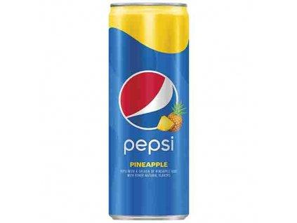 Pepsi Pineapple 355ml USA