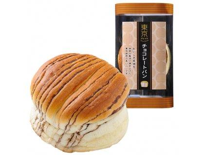 Tokyo Bread Chocolate Japonská Čokoládová Buchtička 70g JAP