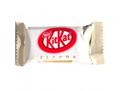 KitKat Mini Otona No Amasa Cookies Cream Krémové Sušenky 1ks 9.8g JAP