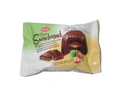 ANI Brawo Snowboard Čokoládový Dortík 50g TUR