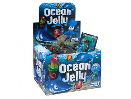 Vidal Ocean Jelly Náhodný Druh 1ks 11g ESP