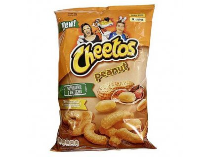 Cheetos Peanut 140g POL