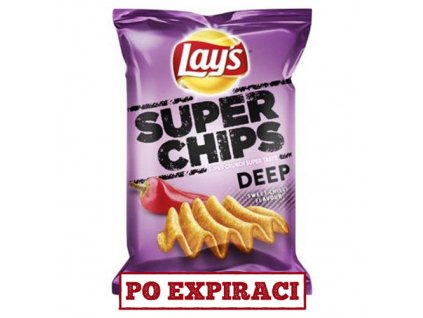 Lay's Super Crunch Chips Sweet Chilli 130g NLD