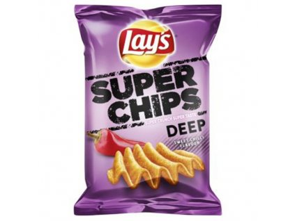 lays super chips deep sweet chili