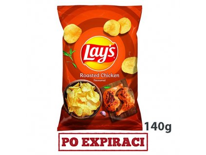 Lay's Roasted Chicken 140g POL