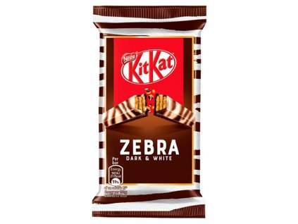 KitKat Zebra Dark & White 41.5g POL
