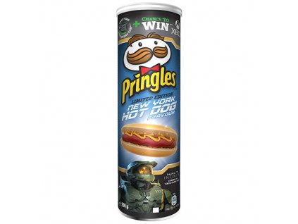 Pringles New York Hot Dog Limited Edition 200g POL