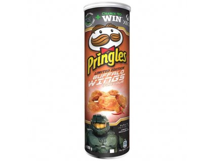 Pringles Buffalo Wings Limited Edition 200g POL