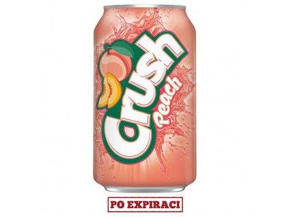Crush Soda Peach 355ml USA