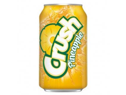 Crush Soda Pineapple 355ml USA