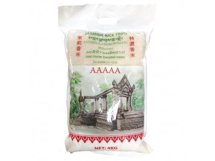 Jasmínová rýže AAAAA 4kg VNM