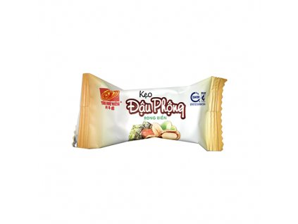 Keo Dau Phong Peanut Candy Seaweed 1ks 9g VNM