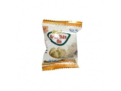 Tan Hue Vien Mandlový Sezamový Koláček 1ks 13,6g VNM