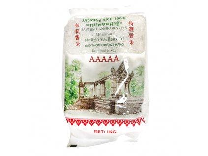 Milagrosa Jasmínová Rýže 100% 1kg VNM