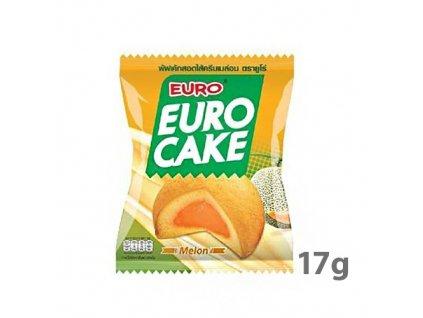 Euro Cake S Příchutí Žlutého Melounu 1ks 17g THA