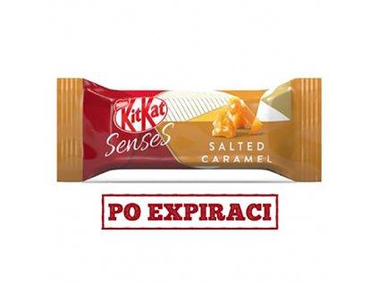 Kitkat Senses Salted Caramel 10g CZE