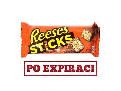 Po Expiraci Reese's Sticks 42g USA