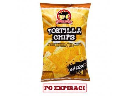 Don Fernando Tortilla Chips Sýrové 200g AUS