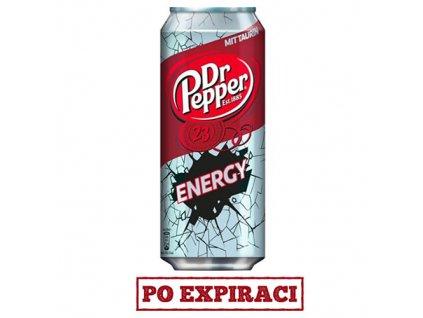 Dr. Pepper Energy Classic 250ml POL