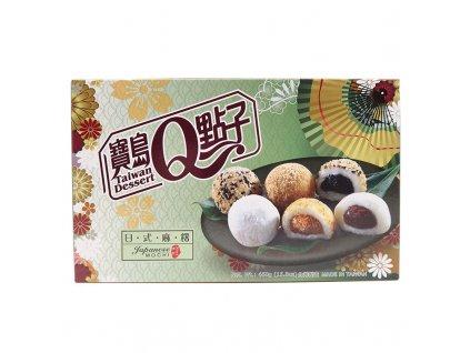 Mochi rýžové koláčky He Fong mix - PEPIS.SHOP