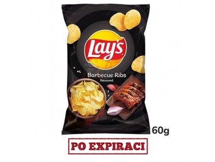 Lay's BBQ Žebírka 60g POL
