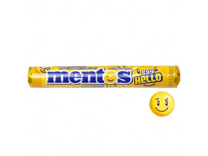 products Mentos Say Hello Imported