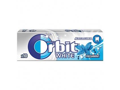 Orbit Orbit White Freshmint 10 drazetek14g 35062306 1 1000 1000