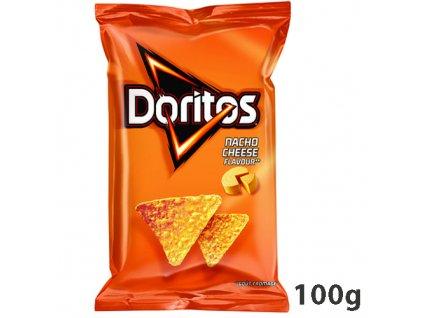 Doritos Nacho Cheese Flavoured 100g PL