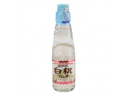 30 04 2022 Setouchi Hakutou Ramune Drink Bílá Broskev 200ml JAP