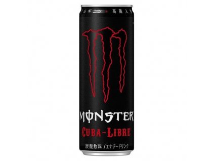 8 2022 Monster Energy Cuba Libre 355ml JAP