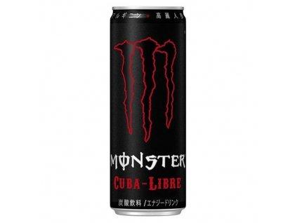 8 2022 Monster Energy Cuba Libre 355ml JAP