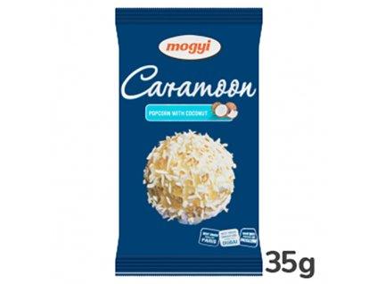 26 02 2022 Mogyi Mini Caramoon Popcorn Kokosový 35g HUN