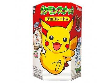 Tohato Pokémon Chocolate Wafer 23g JAP