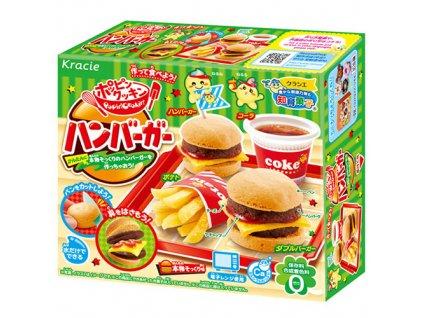 Kracie DIY Popin' Cookin' Hamburger Kit 63g