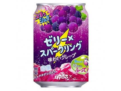 Purusshu Jelly X Sparkling Grape Limonáda 280ml JAP