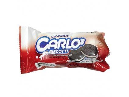 Carlo's Kakaové Sušenky Balení S MLéčnou Náplní 44g MKD
