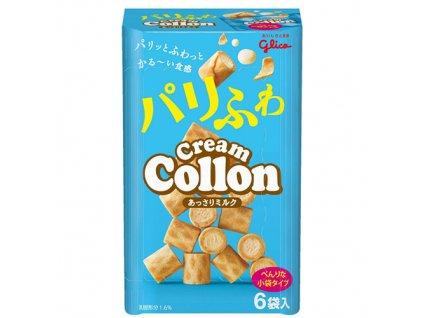 Glico Cream Collon Assari Milk Balení (6ks) 80g JAP