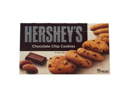 Hershey'S Choco Chip Cookies Balení (11ks) 108g JAP