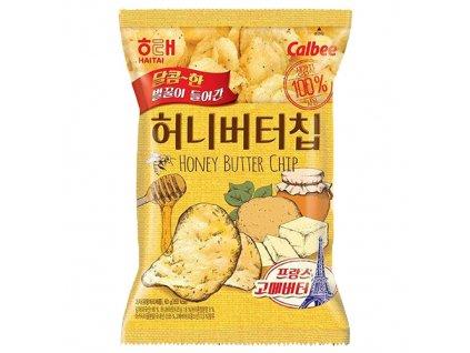 Calbee Potato Honey Butter Chip 60g KOR