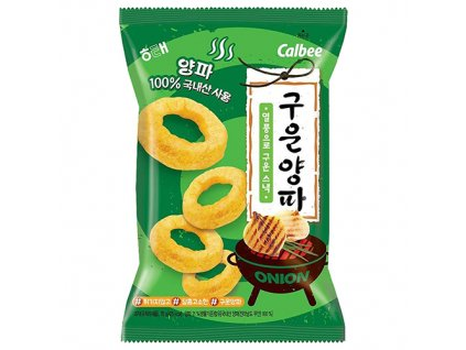 Calbee Roasted Onion Ring 70g KOR