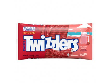 Twizzlers Strawberry Smoothie Pendreky 311g USA