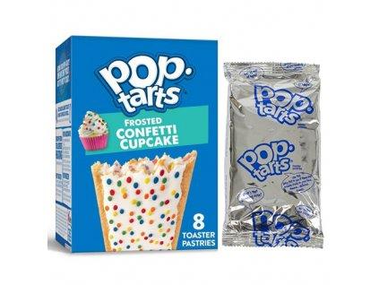 Pop Tarts Frosted Confetti Cupcake 1ks (2x48g) USA